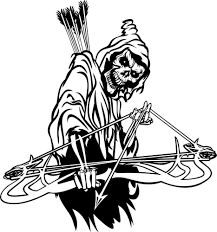 Grim Reaper Bow Arrow Archery Hunting Deer Car Truck Window Vinyl ... Semi Trucks For Sale My Lifted Ideas Bw Auto Salvage In Detroit Michigan Facebook 1950 Arrow 1980 Plymouth Truck Valley Chrome Bumper By Parts Issuu Peterbilt Tractors Semis For Sale Kenworth Sleepers Customers Old Intertional 7 X 16 Vnose Lark Enclosed Cargo Trailer Oklahoma Hitch It 386 Daycabs