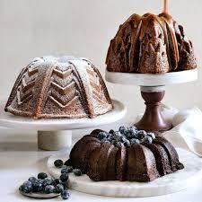 Nordic Ware Pumpkin Cake Pan Recipe by Nordic Ware Solera Bundt Cake Pan Small 6 Cup Williams Sonoma Au