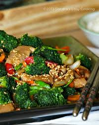 Simple Easy Recipe For Chinese Broccoli And Pork Tenderloin Stir Fry