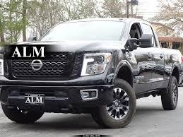 100 Nissan Titan Truck 2016 Used XD 4WD Crew Cab PRO4X Diesel At ALM