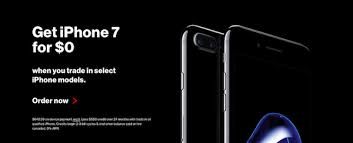 AT&T and Verizon Have Their Own Free iPhone 7 fers