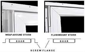Measure Storm Door