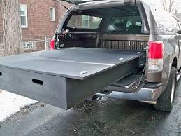 Truck Bed Drawer Slides Elegant Mike Makes A Rolling Truck Bed Slide ...