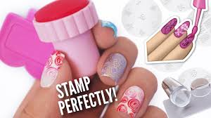 Stamp Your Nails Perfectly! | DIY, Hacks, Tips & Tricks For Nail ... Nail Art Take Off Acrylic Nails At Home How To Your Gel Yahoo 12 Easy Designs Simple Ideas You Can Do Yourself Salon Manicure Tipping Etiquette 20 Beautiful And Pictures Best Images Interior Design For Beginners Photo Gallery Of Own Polish At 2017 Tips To Design Your Nails With A Toothpick How You Can Do It Designing Fresh Amazing Cute Ways It Spectacular Diy Splatter Web