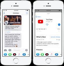 Three ways to share videos through iMessage