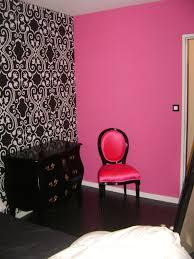 chambre tapisserie deco enchanteur deco chambre papier peint et decoration papier peint