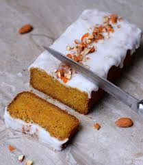 Vegan gluten free carrot cake which is a low fat recipe with a refined sugar