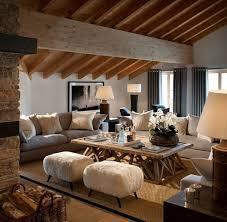 10 chalet chic wohnzimmer ideen für ultimativen luxus und