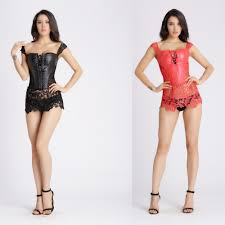 compare prices on leather bustier tops online shopping buy low