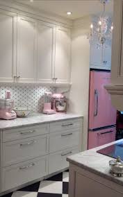 Pink Kitchens With Style — Décorateur Chic