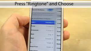 How to change the Ringtone and Sound on the Apple iPhone 5