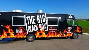 100 Big Black Trucks The Box Food Truck Build By Prestige Food YouTube