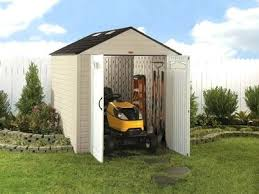 Rubbermaid Vertical Storage Shed Shelves by Rubbermaid Big Max Sheds Fusion Rubbermaid Big Max Shed