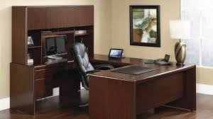 Sauder Heritage Hill 65 Executive Desk by Cornerstone Office Furniture Collection U2013 Sauder Furniture