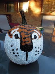 Pumpkin Patch Auburn Al by Aubie Pumpkin Black And White Paint Its Not Too Hard To Do War