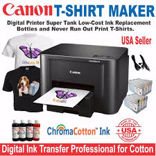 CANON PRINTER COMPLETE STARTER KIT T-SHIRT MAKER PLUS BULK ... Best Fresh T Shirt Design At Home Awesome Print Your Own Interior Diy Clothes 5 Projects Cool Youtube How To Peenmediacom Custom Shirts Ideas For 593 Best Tshirt Images On Pinterest Menswear I Love Wifey Hubby Couple Shirt Shirt Prting Start A Tshirt Business In 24 Hours Red Minnie Mouse Bff Best Friend Of The Birthday Girl Part 4 Amazingly Simple Way To Screen At Youtube Tshirts