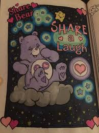 Care Bears Jumbo Coloring Activity Book Dollar Store Find Alcohol Markers And Gel Pen