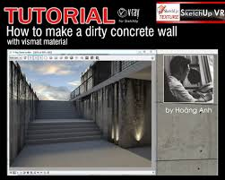 Floor Materials For Sketchup by Sketchup Texture Tutorial Vray For Sketchup