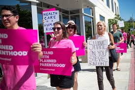 Pumpkin Patch Santa Clarita by Planned Parenthood Supporters Slam Steve Knight For Healthcare