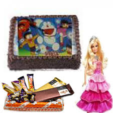 3d Full Size Barbie Princess Cake Tin Set Mould Bake Pan Doll Dress