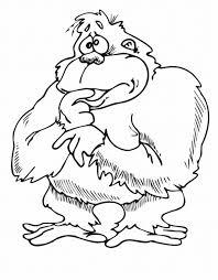 Dibujos Para Colorear Animales Del Zoológico Dibujos Para Cortar Y