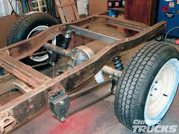 Installing A Coilover/Four-Bar Rear Suspension System - Hot Rod Network