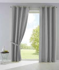 vorhang gardinenbox ösen 2 stück gardinen blickdicht palermo lichdurchlässig raffhalter 10000265 2
