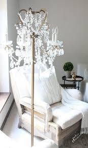 Wayfair Crystal Floor Lamps by 22 Best Floor Chandelier Lamps Images On Pinterest Chandelier