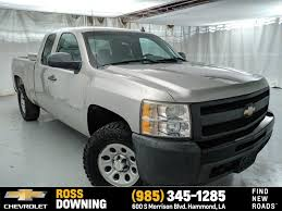 100 Used Chevy Trucks For Sale 2009 Chevrolet Silverado 1500 4X4 Work Truck
