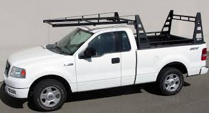 Heavy Duty Truck Racks (www.heavydutytruckracks.com) Side View Image ...