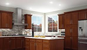 Wellborn Forest Cabinet Construction by Home Viking Kitchen Cabinets
