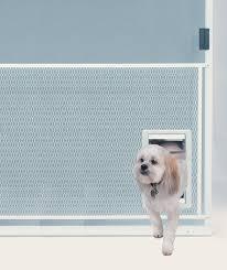 Pet Doors For Patio Screen Doors by Amazon Com Ideal Pet Doors Screen Guard Pet Door Extra Large