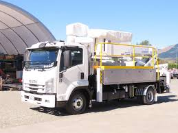100 4x2 Truck Donghae DHT150AS EWP On Truck Waimea And Crane