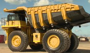100 Mining Truck Introducing World First Carbon Fibre Mining Truck Tray