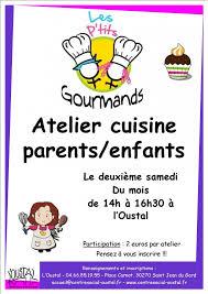 atelier cuisine enfants atelier parents enfants la galette des rois oustal