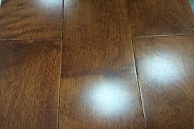 Dark Espresso Maple Semi Gloss Wood Flooring