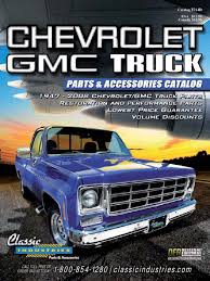 100 Chevy Truck Parts Catalog Free GMC Classic Industries DocSharetips