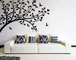 Wall Mural Decals Nature by Wall Decal Tree Etsy