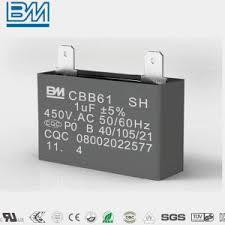 Cbb61 Ceiling Fan Capacitor by China Cbb61 Ceiling Fan Capacitor With Bm Logo China Fan