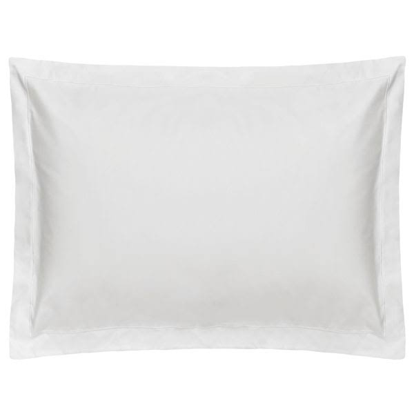 Belledorm 400 Count Egyptian Cotton Pillowcase - Ivory - Oxford