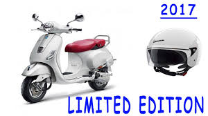 2017 Vespa Elegante 150 Special Edition Launched In India L Price Specification And New Features