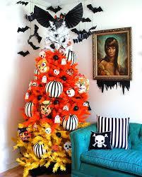 Upright Christmas Tree Storage Bag Uk by Colossal Candy Corn Christmas Tree Treetopia