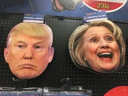 Spirit Halloween Jobs 2017 by Trump Hillary Clinton Halloween Masks At Spirit Halloween U2026 Flickr