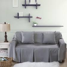 Best Fabric For Sofa Cover by Sofas Center Mainstays Piece Stretch Fabric Sofa Slipcover