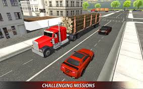 100 Truck Parking Games Big Rig USA Game For Android APK Download