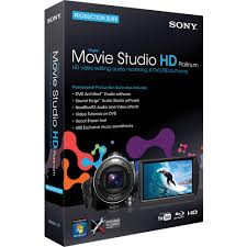 Sony Vegas Movie Studio HD Platinum Production Suite