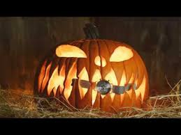 Keep My Pumpkin From Rotting by Rotting Halloween Pumpkin Time Lapse With Xeric Halograph Watch
