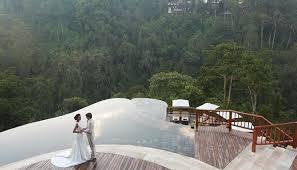 104 Hanging Gardens Bali Ubud Hidden Palace Wedding For Two Wedding Planner