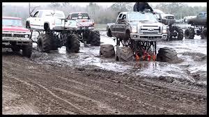 100 Stuck Trucks Youtube Mud