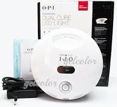 New 2017 OPI LED LIGHT Dual Cure Lamp GelColor Gel Dryer GL902 110